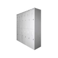 Модульные шкафы для одежды двухдверные ШРС