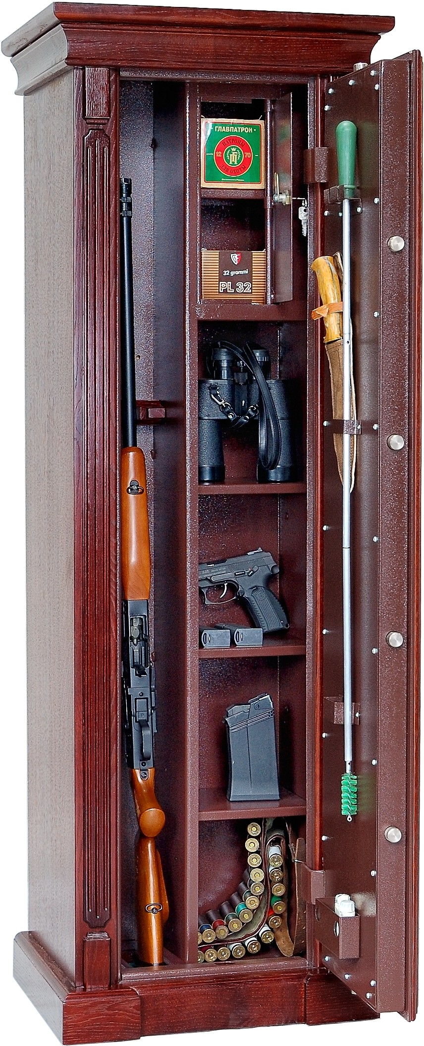 Сейф оружейный ОШ-235ЭЛ