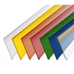 Ценникодержатель DBR39 1000мм (цвет в ассортименте)