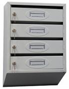 Ящик почтовый СП-4 (И)