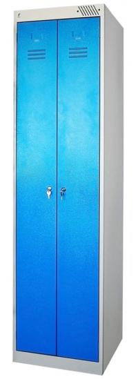 Шкаф для одежды ШРЭК 22-530-М1.1 собранный
