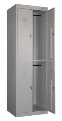Шкаф для одежды ШРК(1850) 24-800-М1.1 собранный