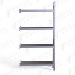 Стеллаж SGR-Zn 12104-2,0-DS