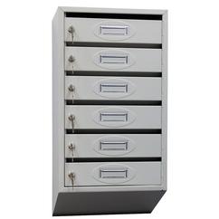 Ящик почтовый  СП-6 (И)