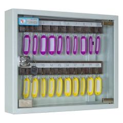 Шкаф для ключей КЛ-20 Стекло
