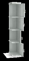 "Шкаф для сумок ШРС 14-300ДС-М1.1""N"""