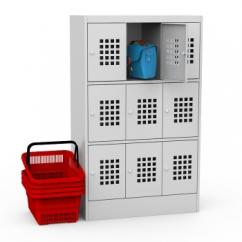 Шкаф для сумок и ручной клади ШМ-С 33-30