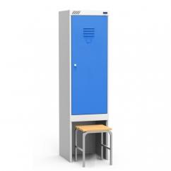 Шкаф для одежды ШРЭК 21-530-М1.1 ВСК собранный