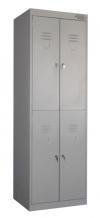 Шкаф для одежды ШРК(1850) 24-600-М1.1 собранный