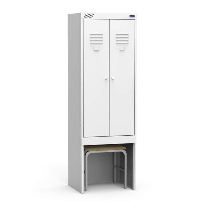 Шкаф для одежды ШРК(1850) 22-600-М1.1 ВСК