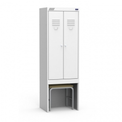 Шкаф для одежды ШРК(1850) 22-600-М1.1 ВСК собранный